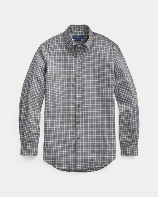 Polo Ralph Lauren Camicia in twill scozzese Custom-Fit 2