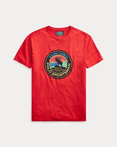 T-shirt Sportsman coupe ajustée