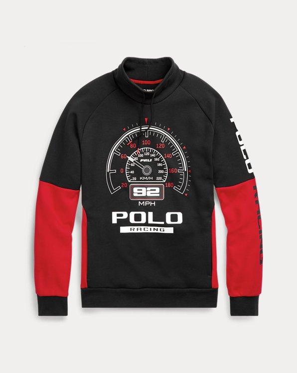 Fleece Funnelneck Sweatshirt