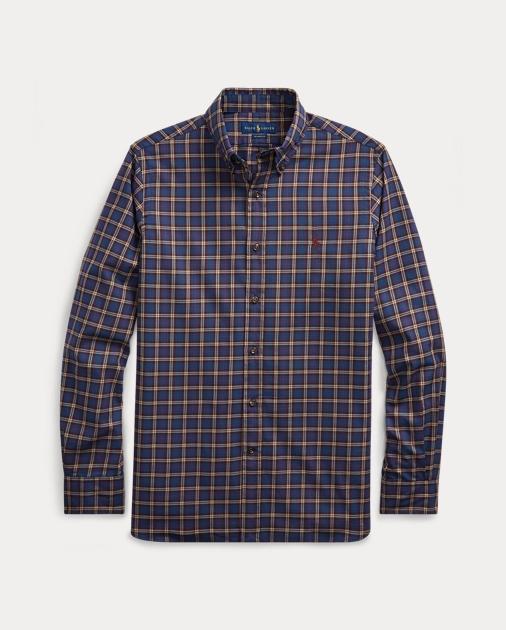 Polo Ralph Lauren Custom Fit Plaid Twill Shirt 2
