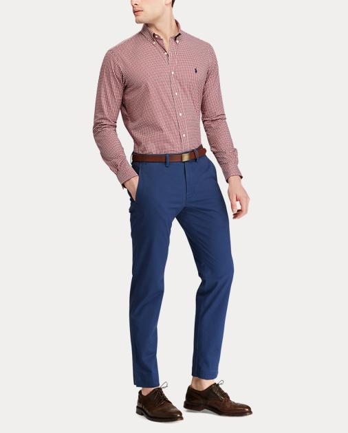 Polo Ralph Lauren Camicia vichy Custom-Fit 3