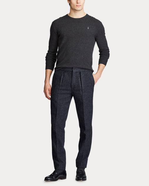 Polo Ralph Lauren Pantalones de traje Polo con cuadros Glen 2