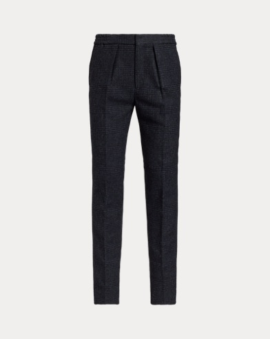 Polo Glen Plaid Suit Trouser