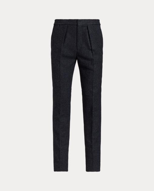 Polo Ralph Lauren Pantalones de traje Polo con cuadros Glen 1
