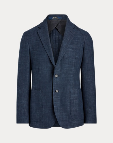 Polo Soft Textured Sport Coat