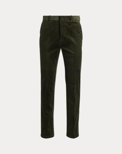 Pantalon de costume Polo en velours