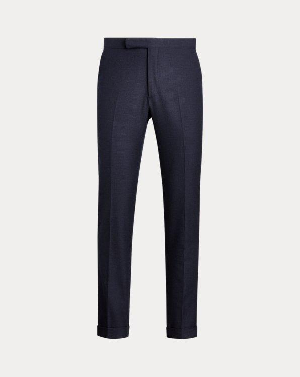 Polo Cotton-Wool Trouser