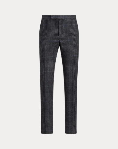 Polo Glen Plaid Suit Trouser