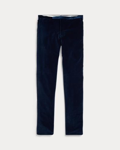 Pantalon Polo en velours