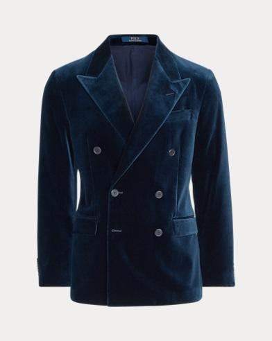 Polo Velvet Tuxedo Jacket