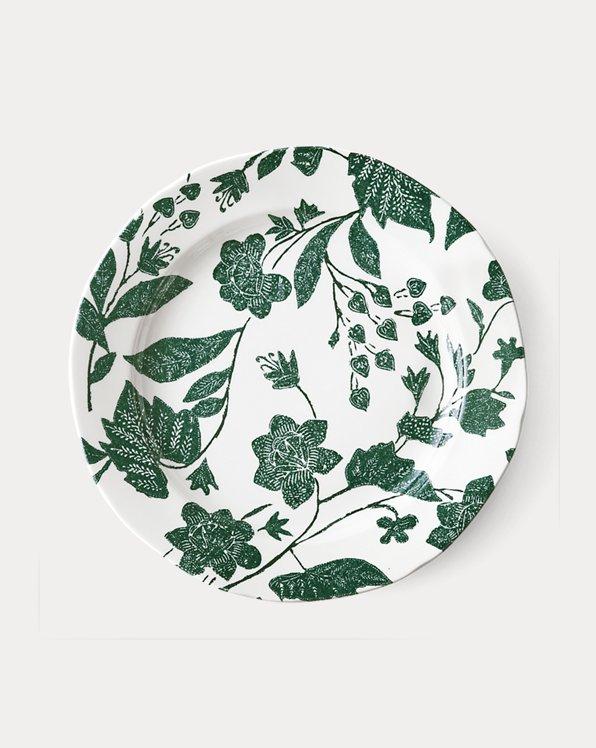 Assiette à salade Garden Vine