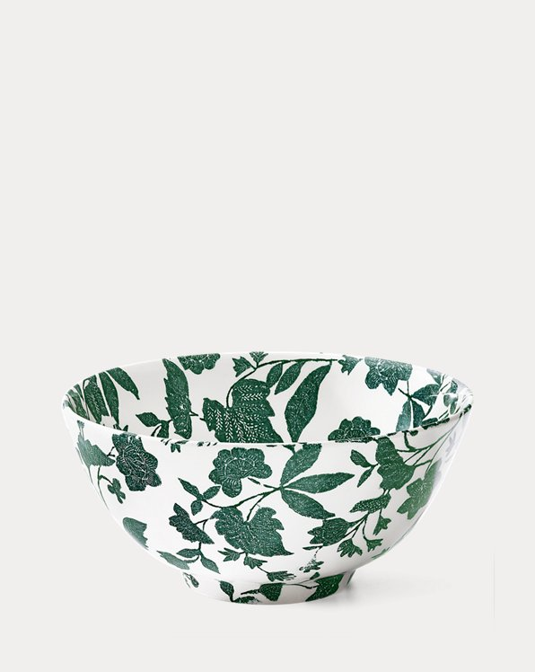 Garden Vine Footed Bowl
