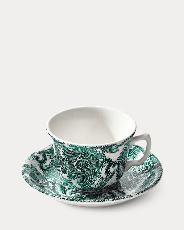 Tasse à thé & soucoupe Garden Vine