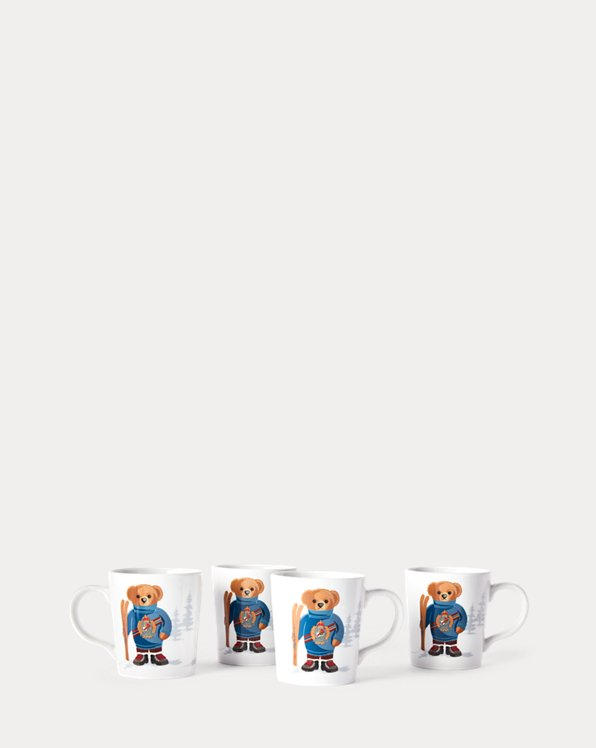 Haven Ski Bear Mugs