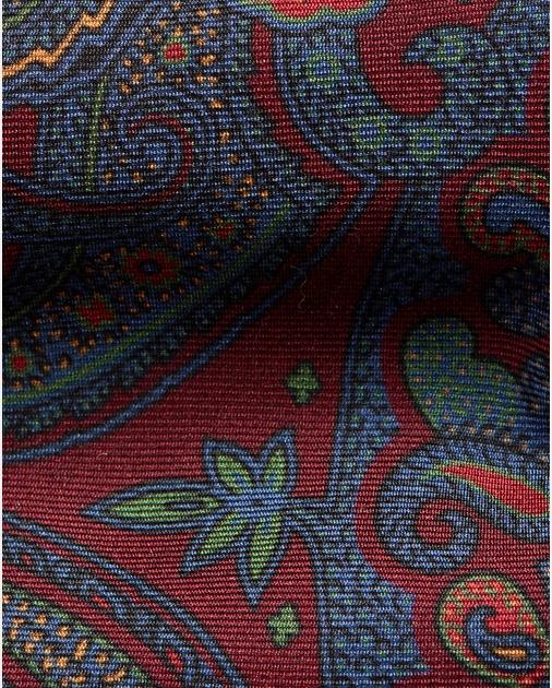 Polo Ralph Lauren Cravatta sottile in seta motivo cashmere 3