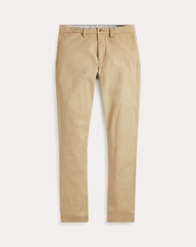 Stretch Straight Fit Chino