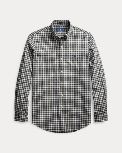 d6db644b Men's Flannel Shirts, Button Downs, & Oxford Shirts | Ralph Lauren