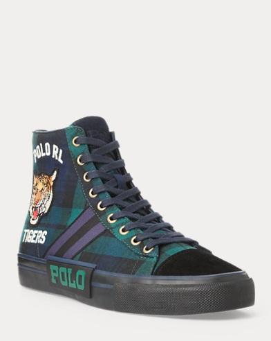 37ddbb6b Calzado para hombre de Ralph Lauren - Pantuflas, zapatillas, zapatos ...