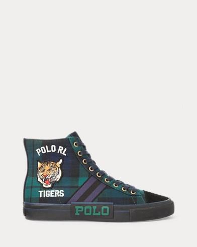Twill-Sneaker Solomon