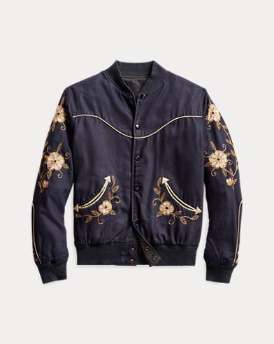 Reversible Western Tour Jacket