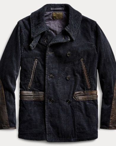 Limited-Edition Peacoat