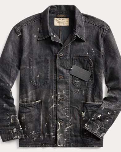 Limited-Edition Work Jacket