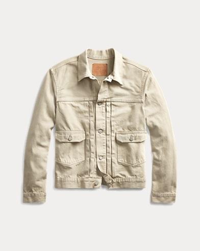 Slim Fit Denim Jacket