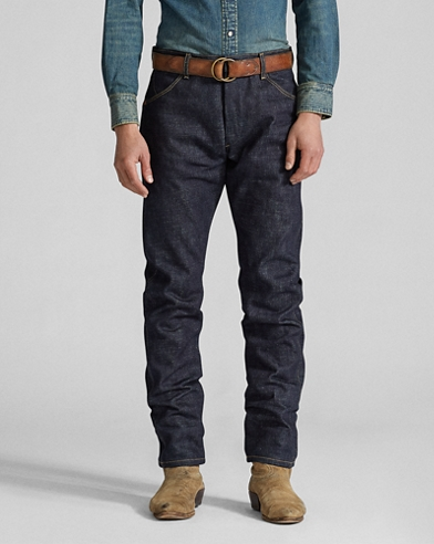 Limited-Edition High Slim Jean