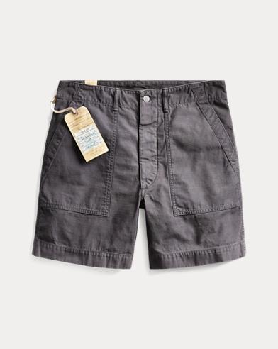 Shorts aus invertiertem Atlas