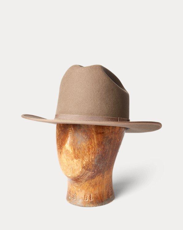 Wool Felt Cattleman Hat