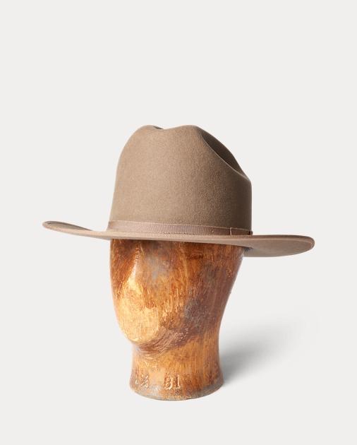 1d66cb13e Wool Felt Cattleman Hat