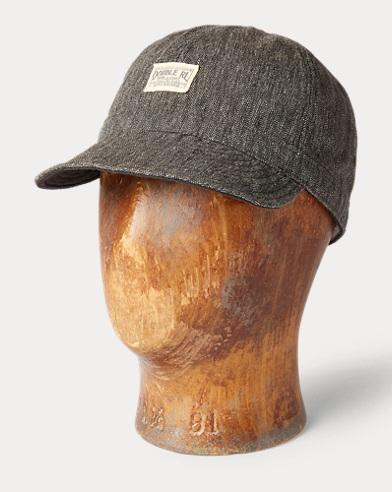 Twill Railman Hat