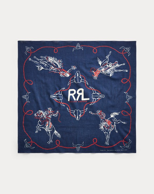 Rodeo Cotton Bandanna
