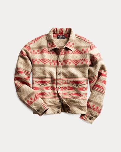 Jacquard Overshirt