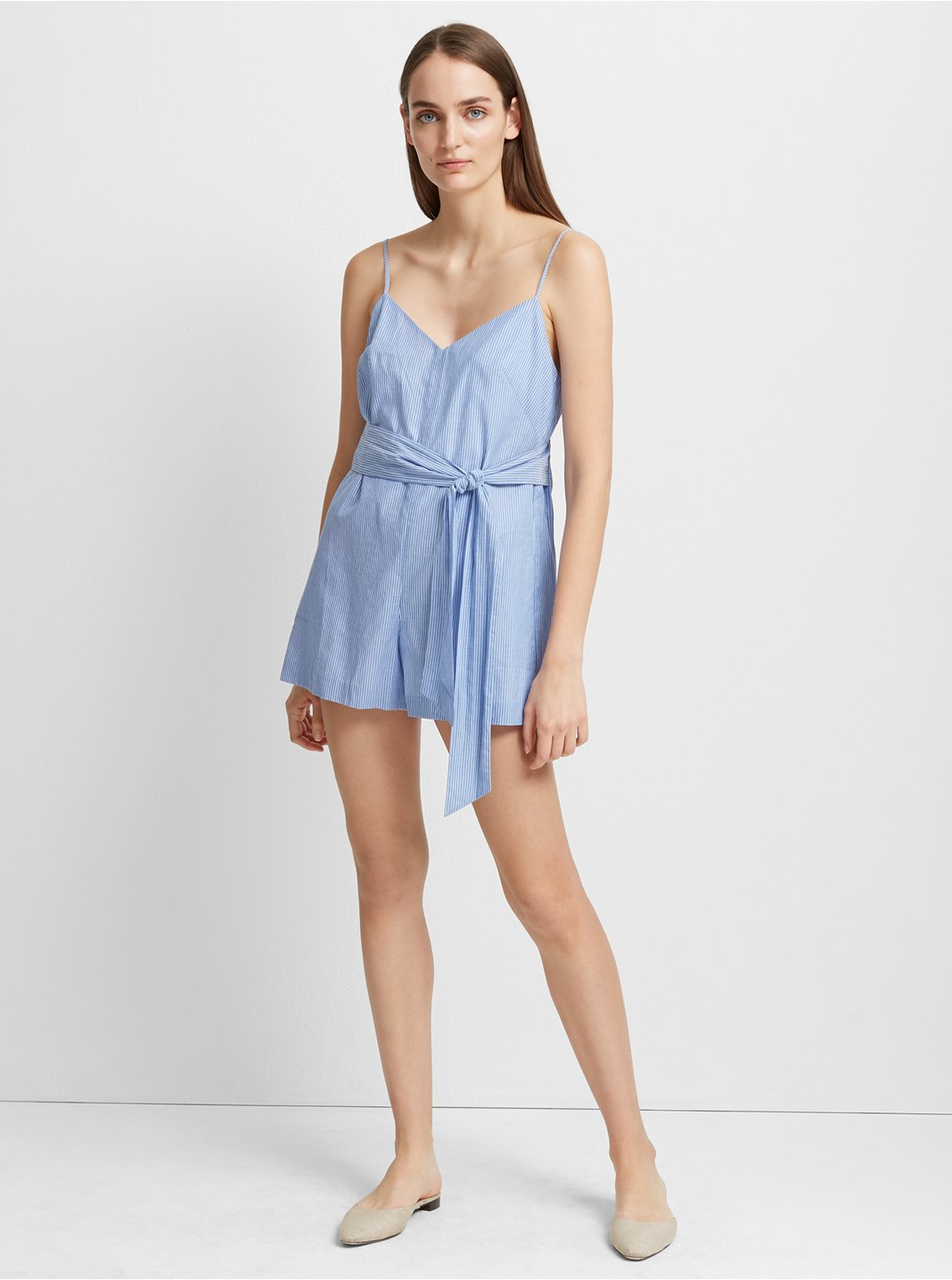 Odessya Cotton Romper