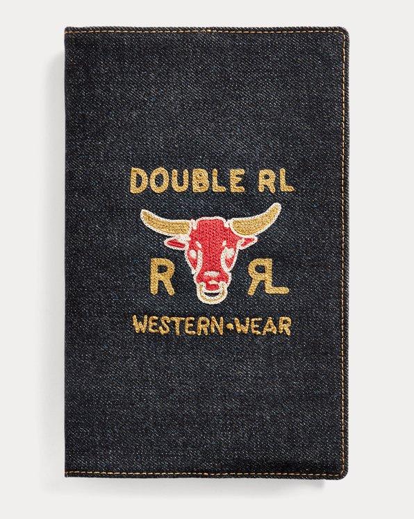 RRL Notebook & Denim Cover