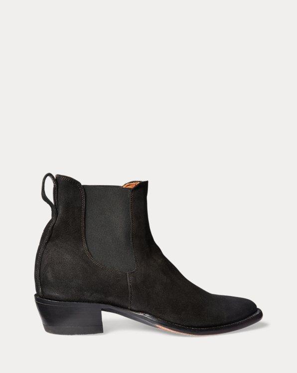 Plainview Suede Chelsea Boot