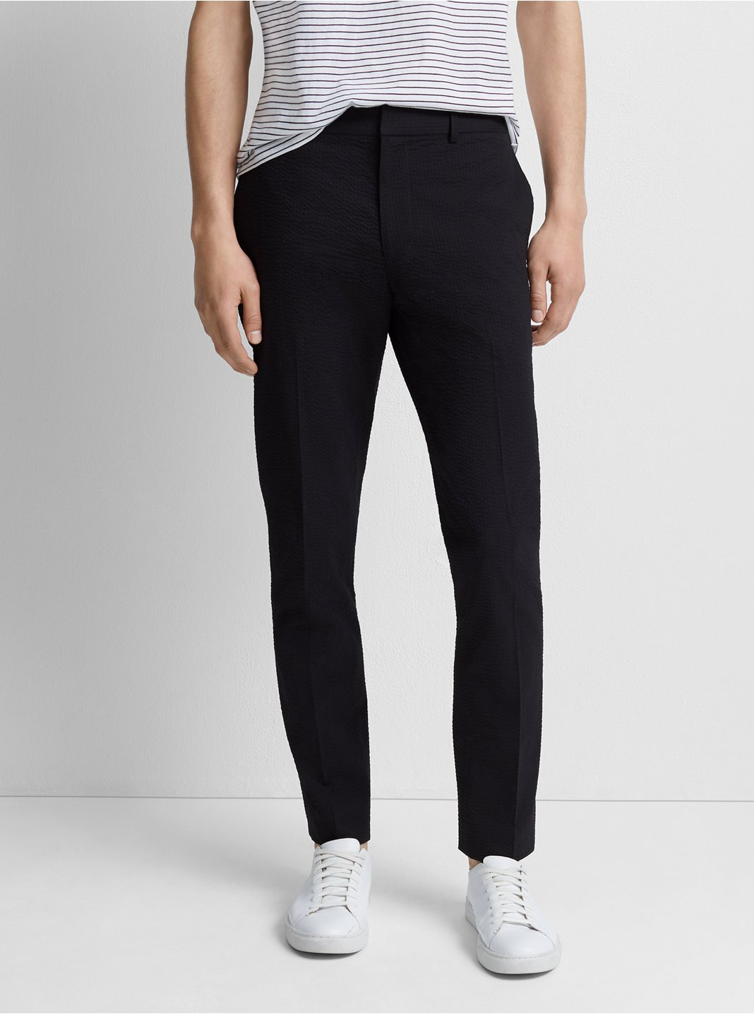Sutton Seersucker Dress Pant