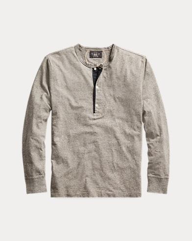 Jaspé Henley Shirt