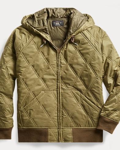 Hooded Liner Jacket