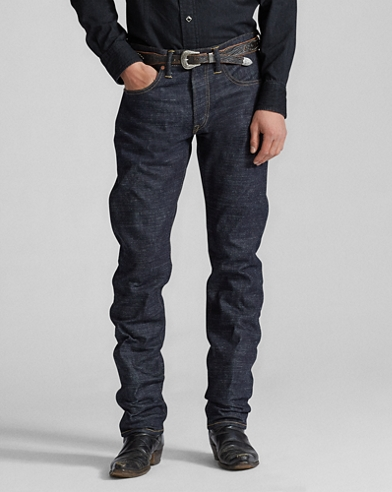 Limited-Edition Slim Fit Jean