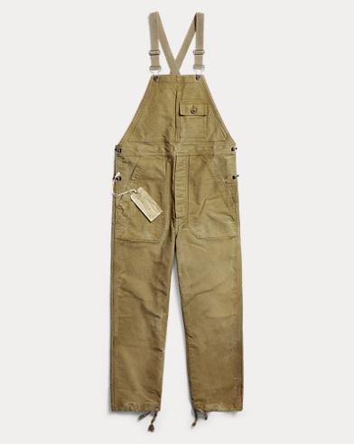 Jungle Cloth Overall