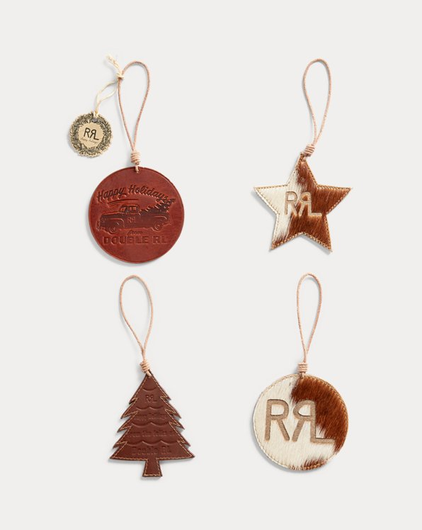 Limited-Edition Ornament Set