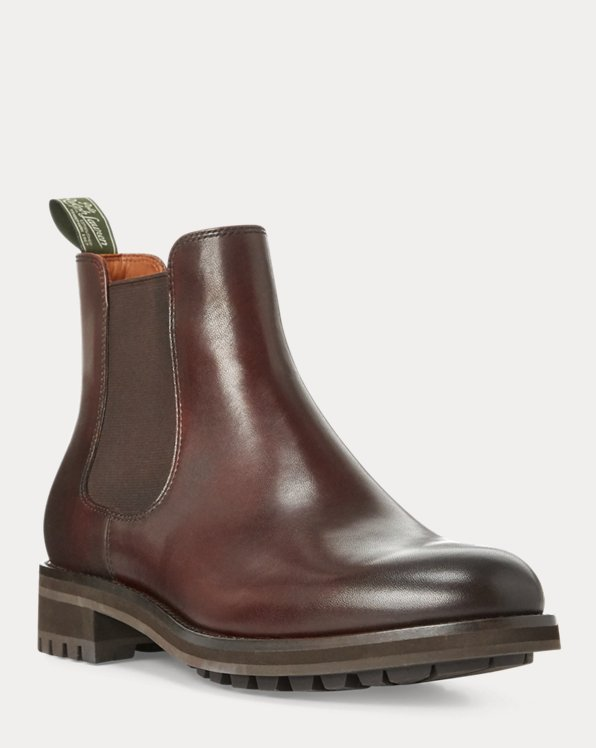 Bryson Leather Chelsea Boot