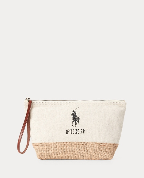 Polo x FEED Pouch