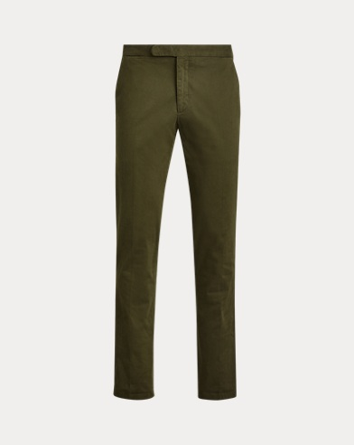 Pantalon de costume chino stretch