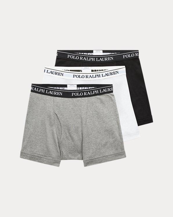 Boxer in confezione da tre