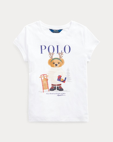 Reindeer Bear Cotton Tee