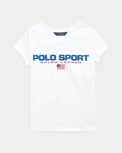 Polo Sport Cotton Jersey Tee