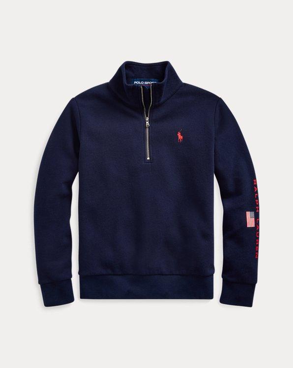 Polo Sport Fleece Pullover